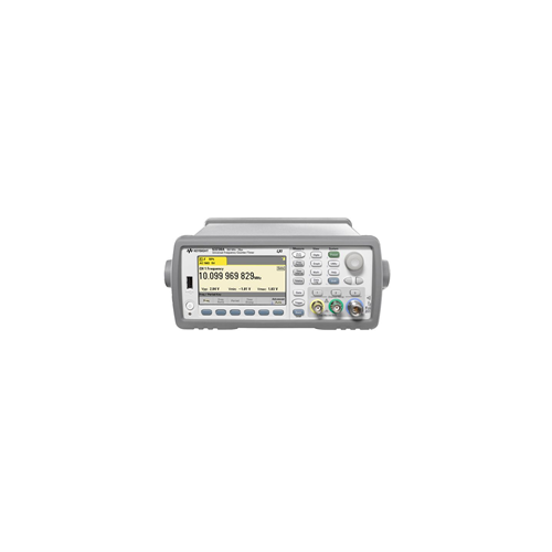 KEYSIGHT 53220A UNIVERSAL COUNTER/TIMER 350 MHZ 12 DIGIT S/100PS LAN USB