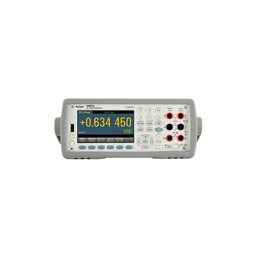 KEYSIGHT 34461A DIGITAL MULTIMETER, 6½ DIGIT, TRUEVOLT