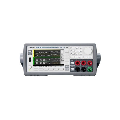 KEYSIGHT B2912A PRECISION SOURCE/MEASURE UNIT 2 CHANNEL