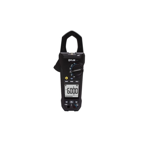 FLIR CM83 600A POWER CLAMP METER WITH BLUETOOTH & METERLI NK