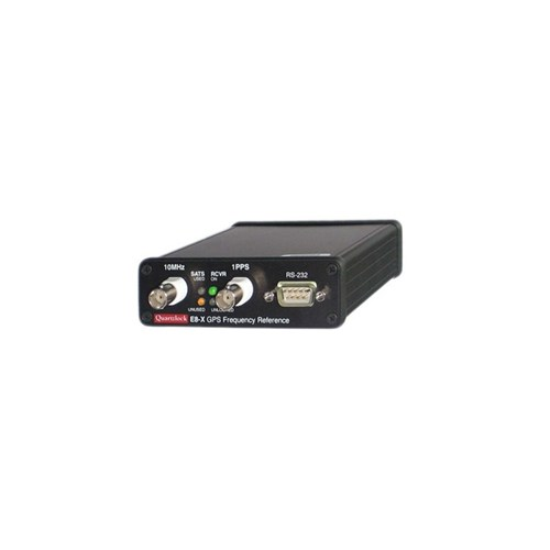 QUARTZLOCK E8-X BENCH MOUNT ECONOMY GPS TIME AND FREQUENCY  REFERENCE